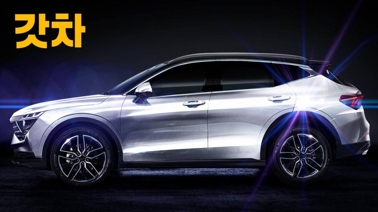 New Concept Kia Sportage 2022 Model