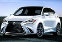 Rumors Lexus Nx 2022 Model