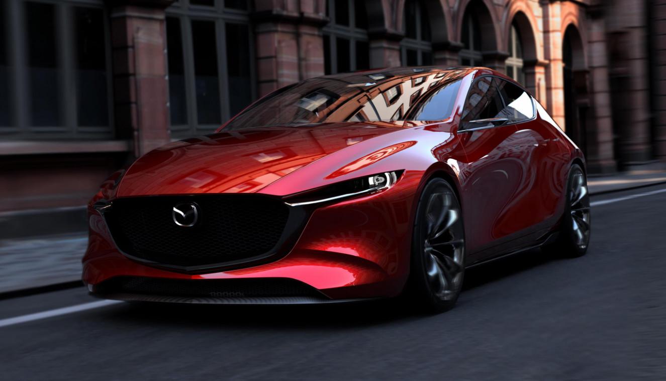 History Mazda 3 2022 Lanzamiento