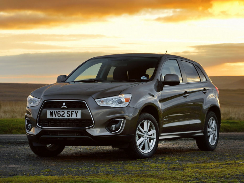 Release Date and Concept Mitsubishi Asx