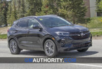 pricing new buick encore 2022