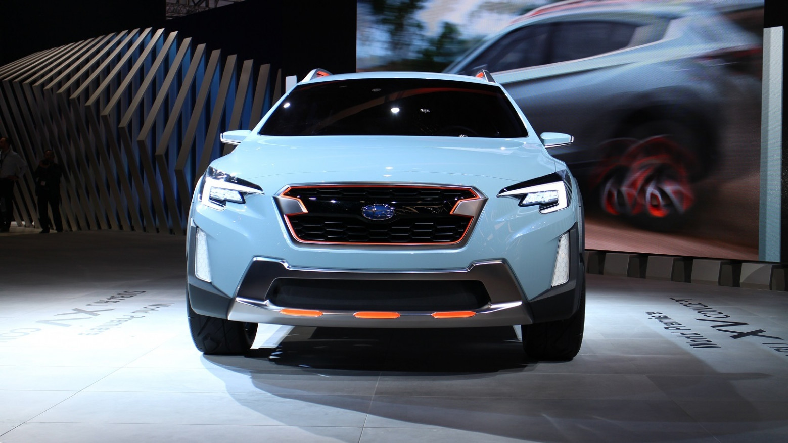New Concept Subaru Xv Hybrid 2022