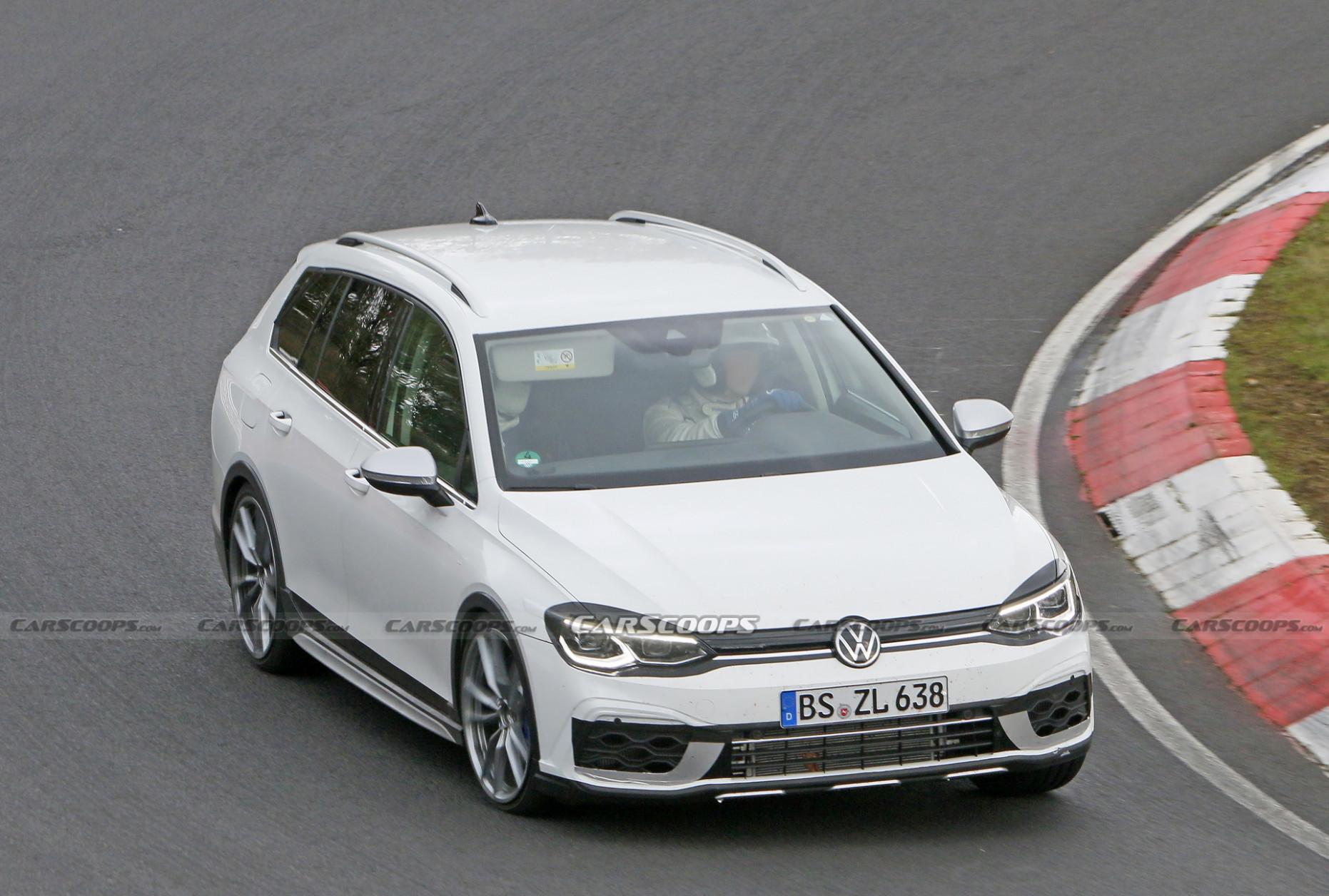 New Model and Performance Volkswagen Golf Alltrack 2022