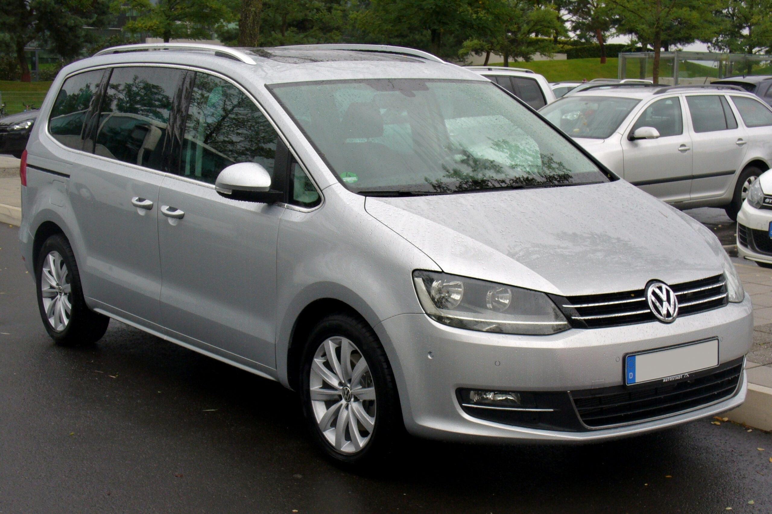 Exterior and Interior Volkswagen Sharan 2022
