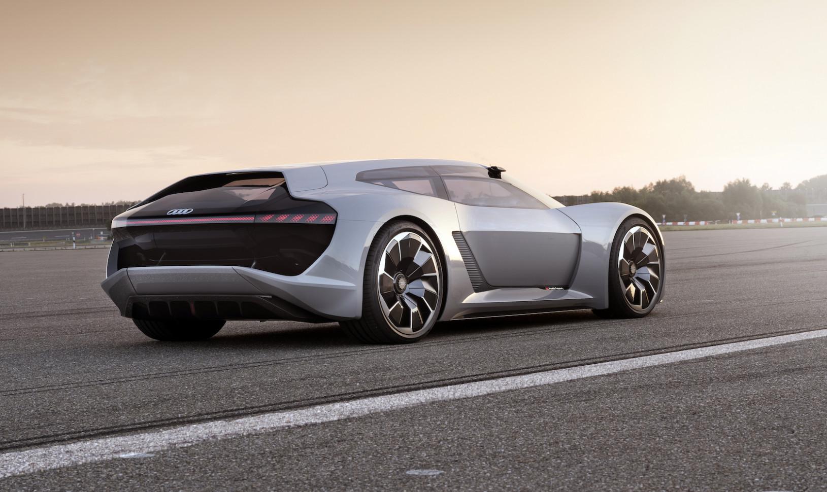 Exterior 2022 Audi R8 E Tron