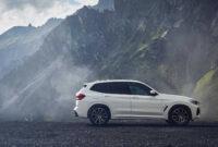 Spy Shoot 2022 BMW X3 Hybrid