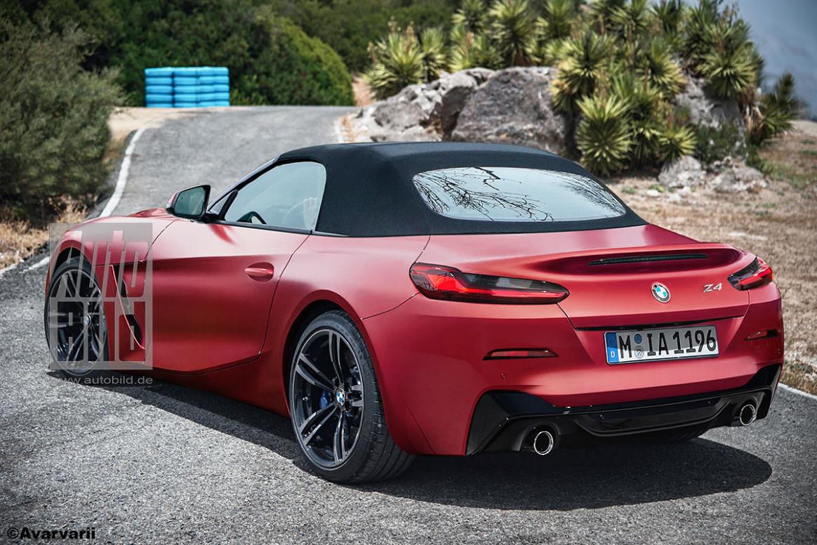 New Concept 2022 BMW Z4