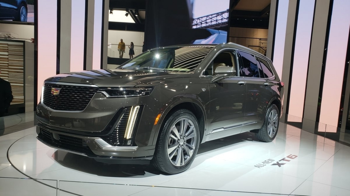 Images 2022 Cadillac Xt6 Release Date