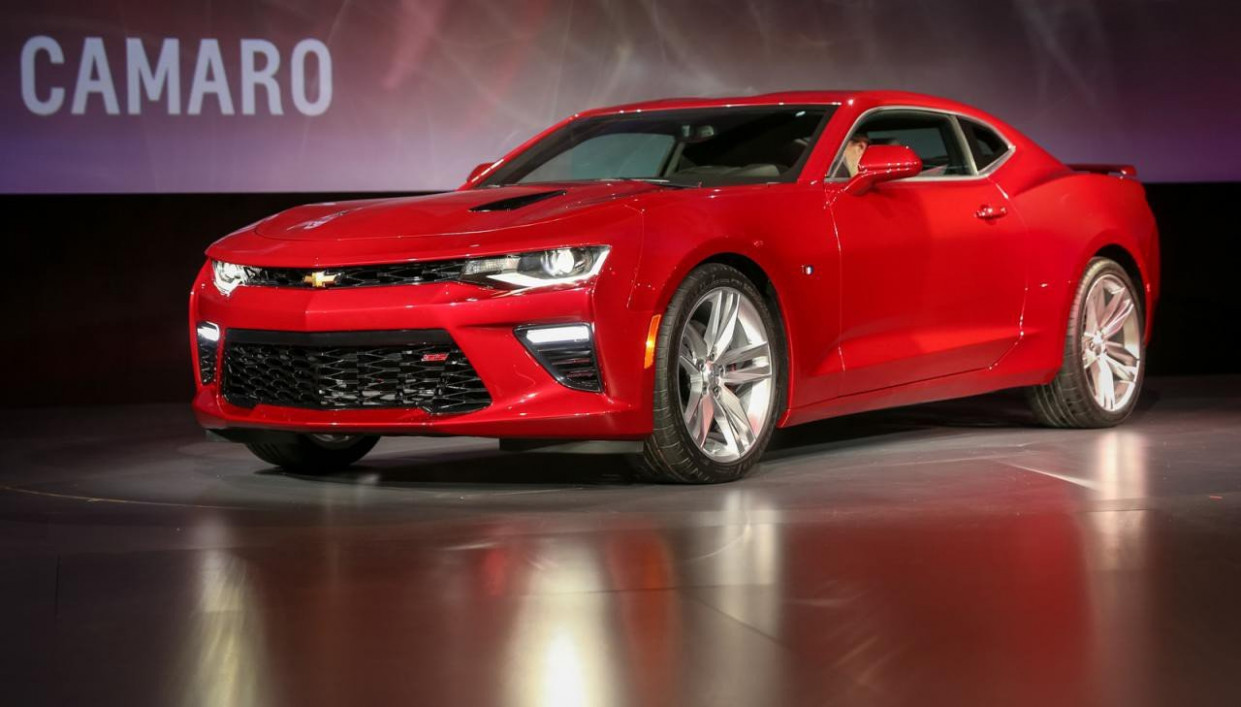 Redesign and Concept 2022 Chevrolet Camaro