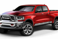 Redesign 2022 Dodge Pickups
