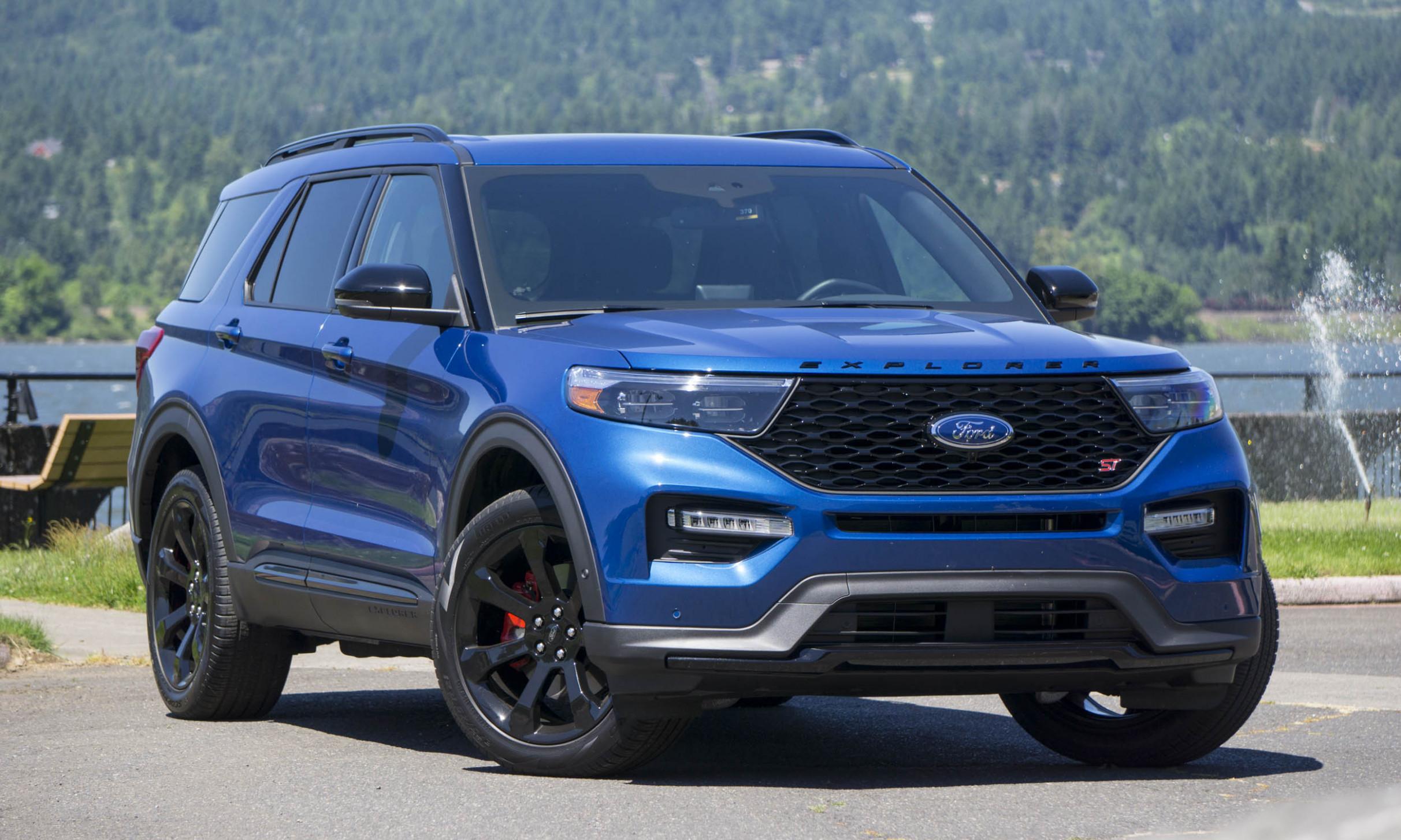New Concept 2022 Ford Explorer Interior