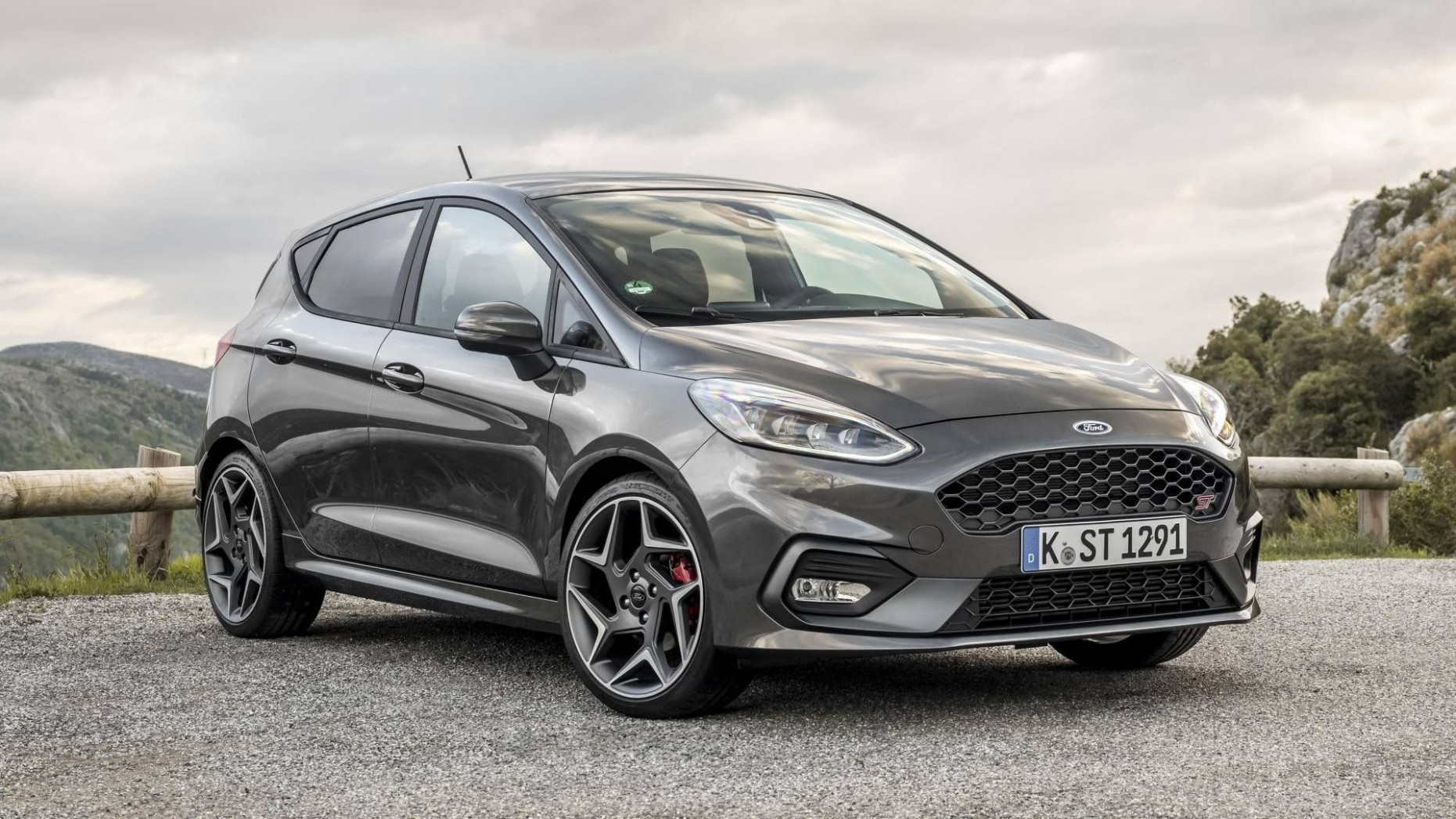 Release 2022 Ford Fiesta St Rs