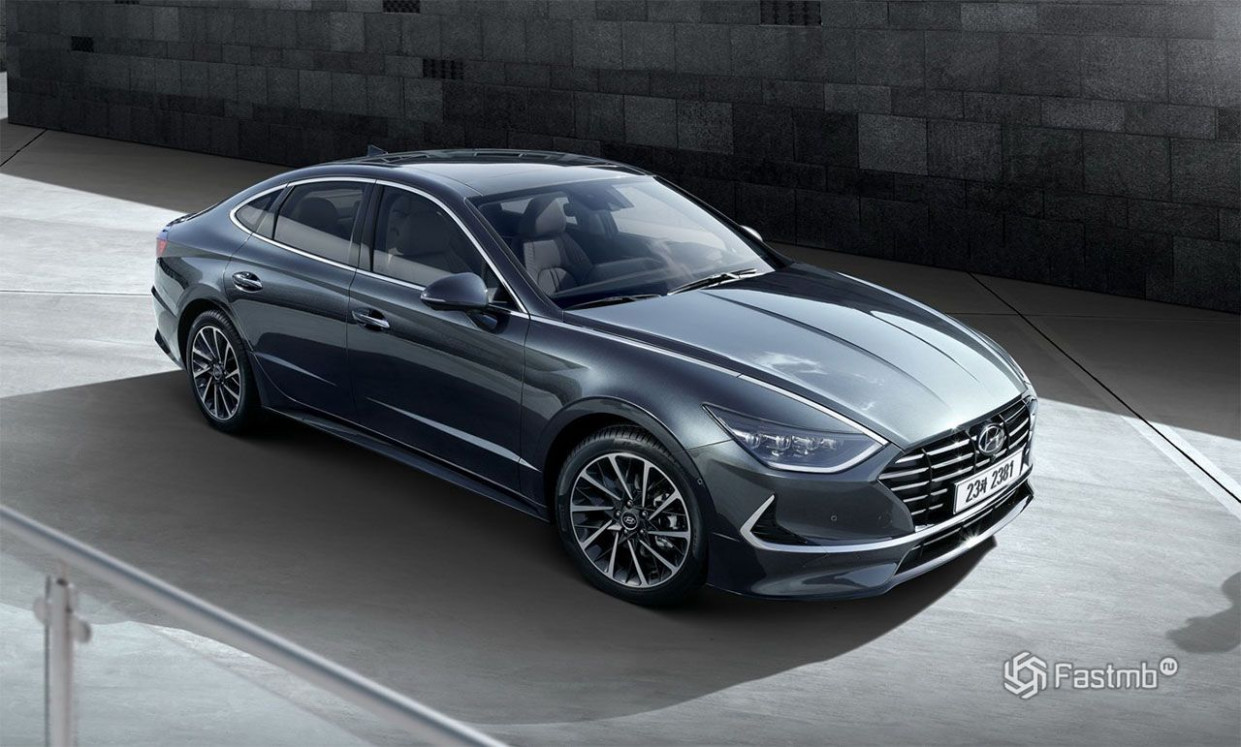 Model 2022 Hyundai Sonata Engine Options