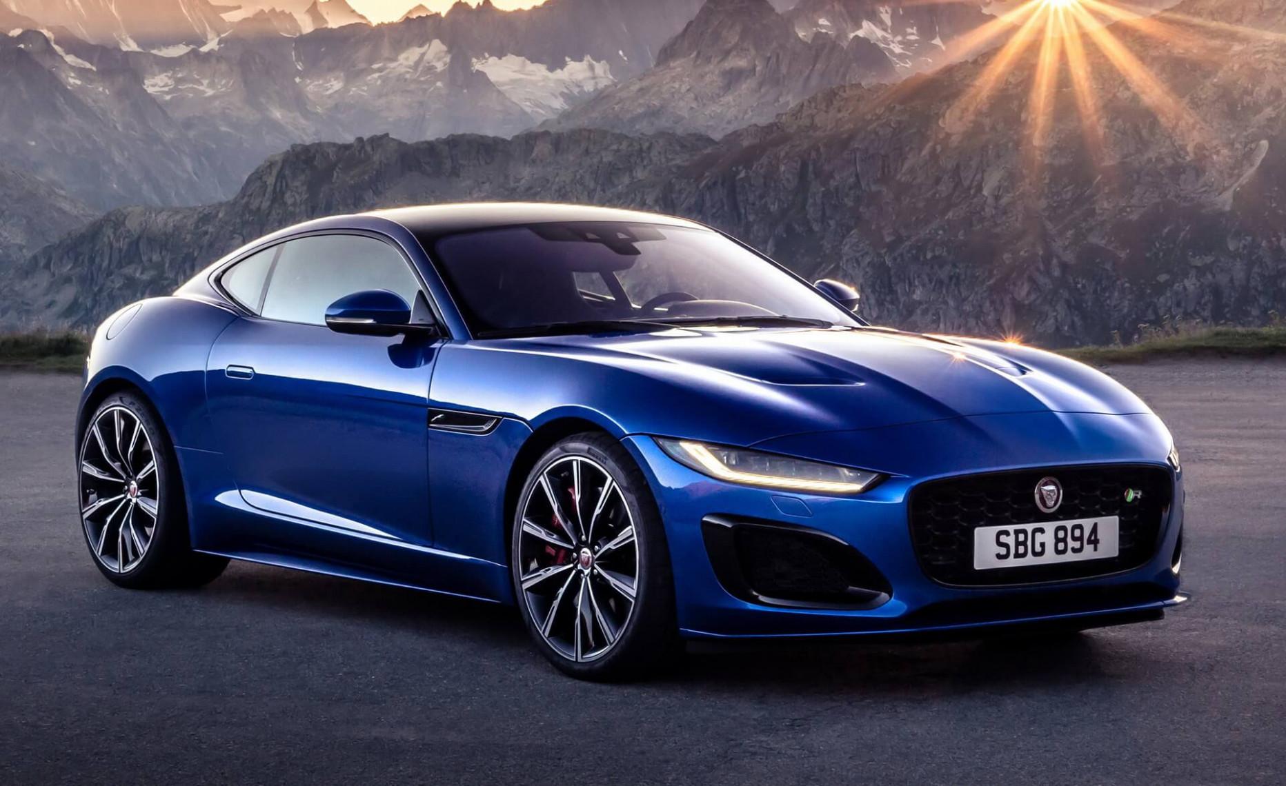 Exterior and Interior 2022 Jaguar F-Type