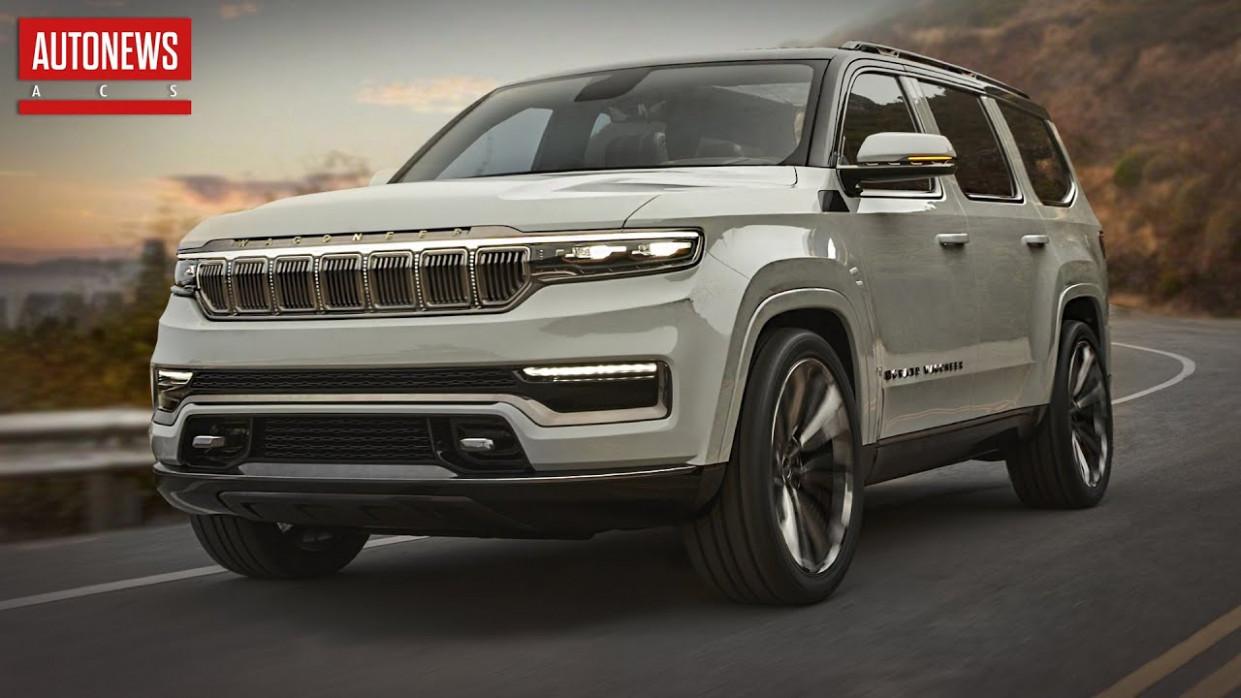 Spesification 2022 Jeep Grand Cherokee Srt8