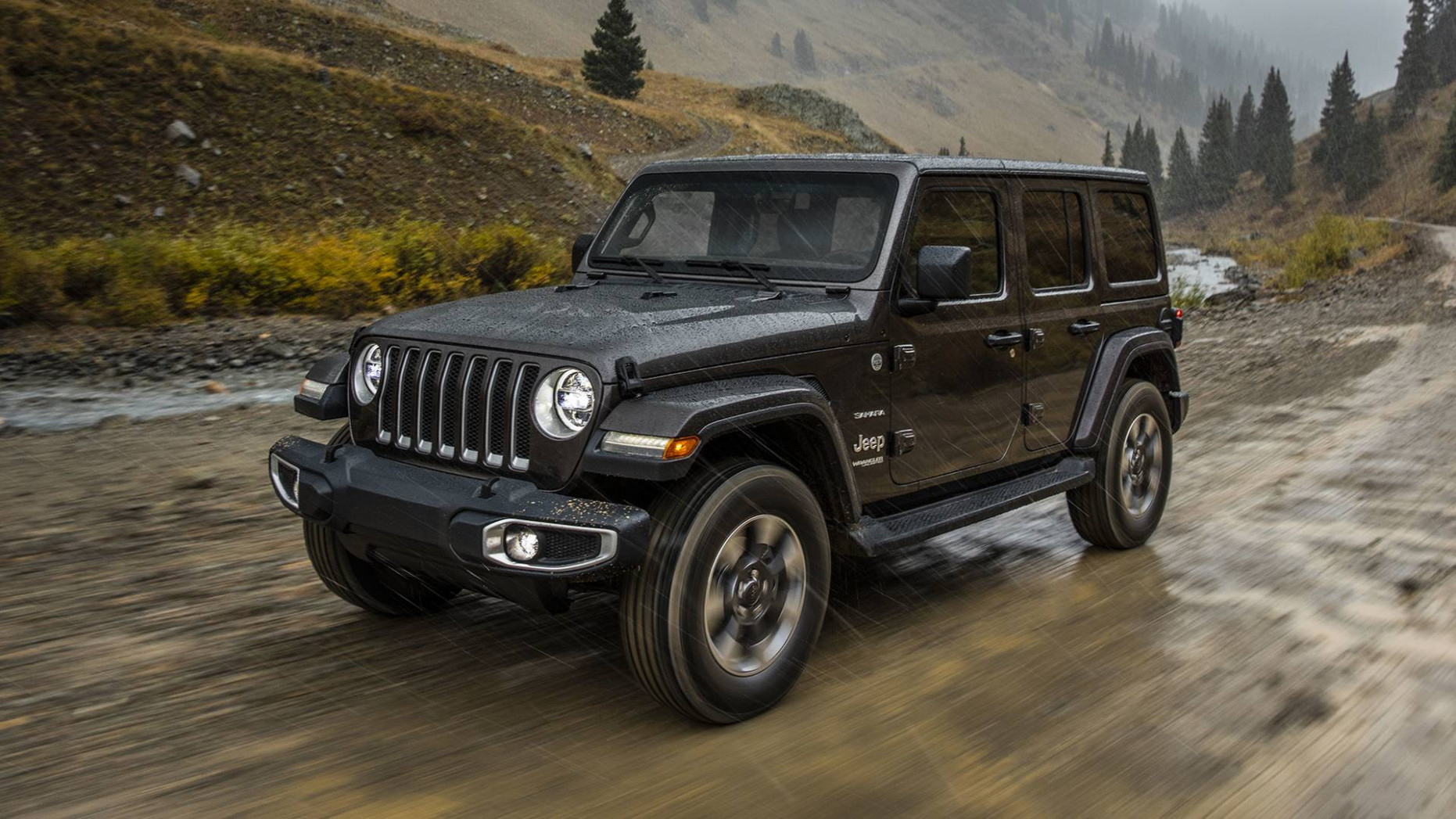 First Drive 2022 Jeep Wrangler Diesel
