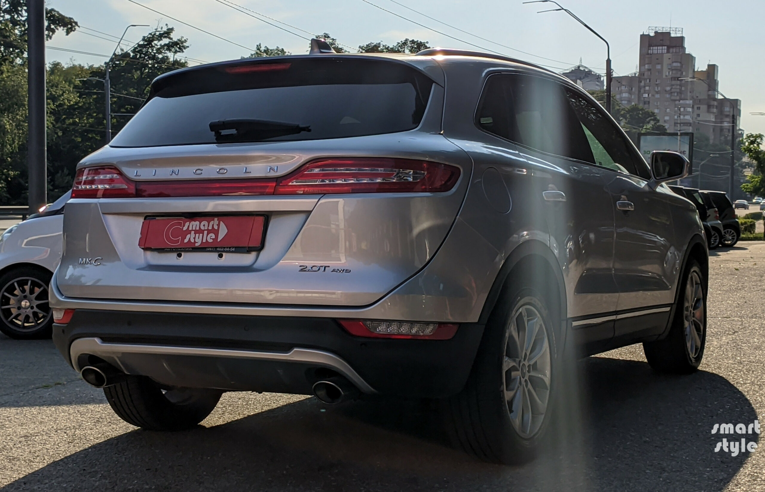 Performance and New Engine 2022 Lincoln MKC
