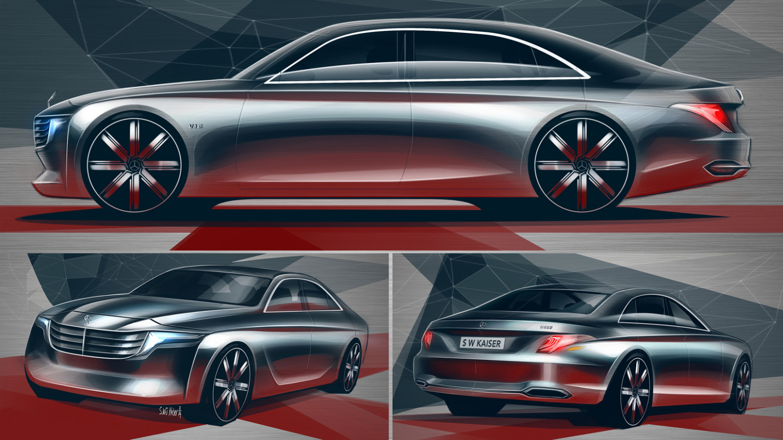 Redesign and Concept 2022 Mercedes-Benz S-Class