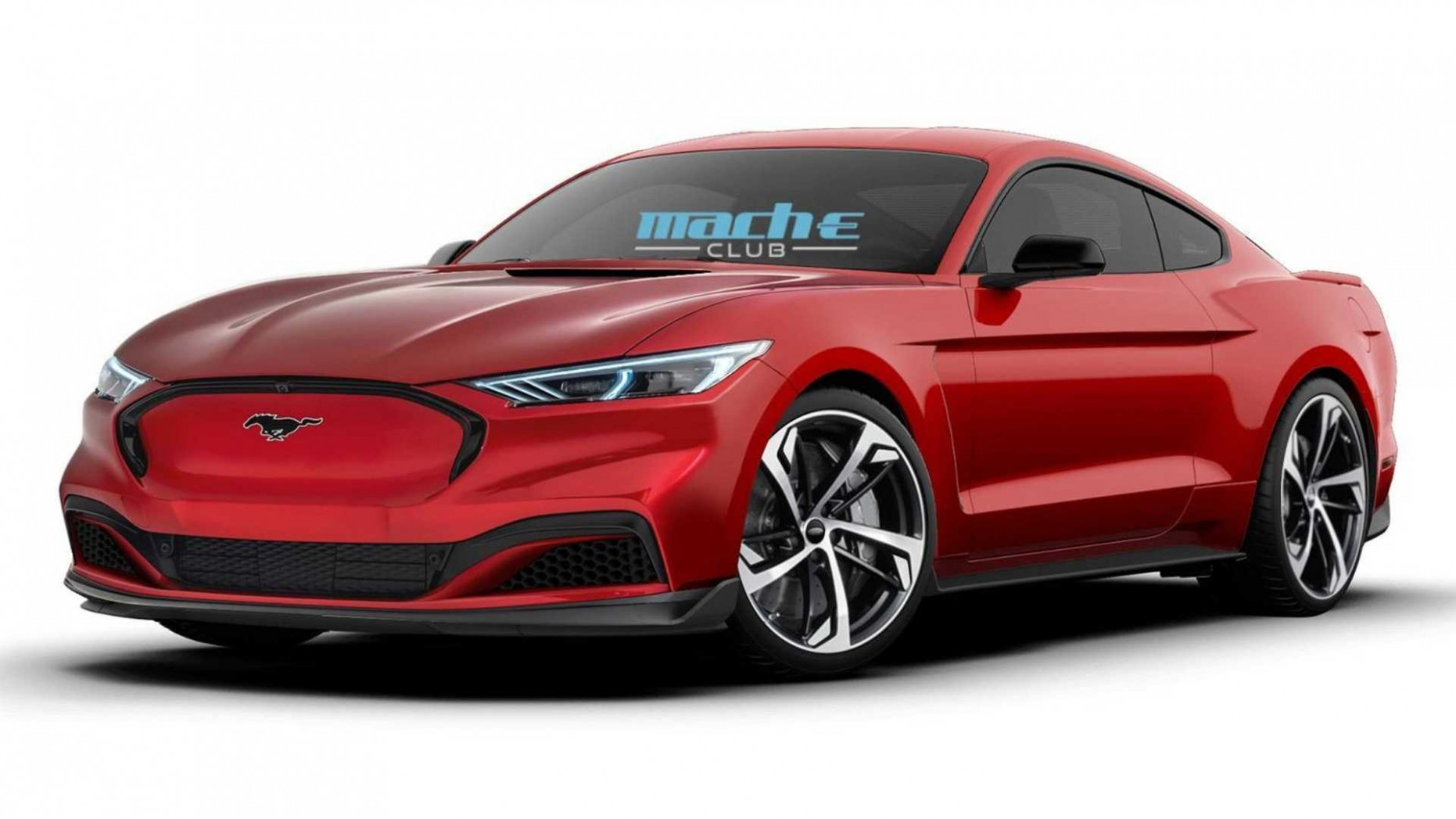 Redesign and Concept 2022 Mustang Gt500