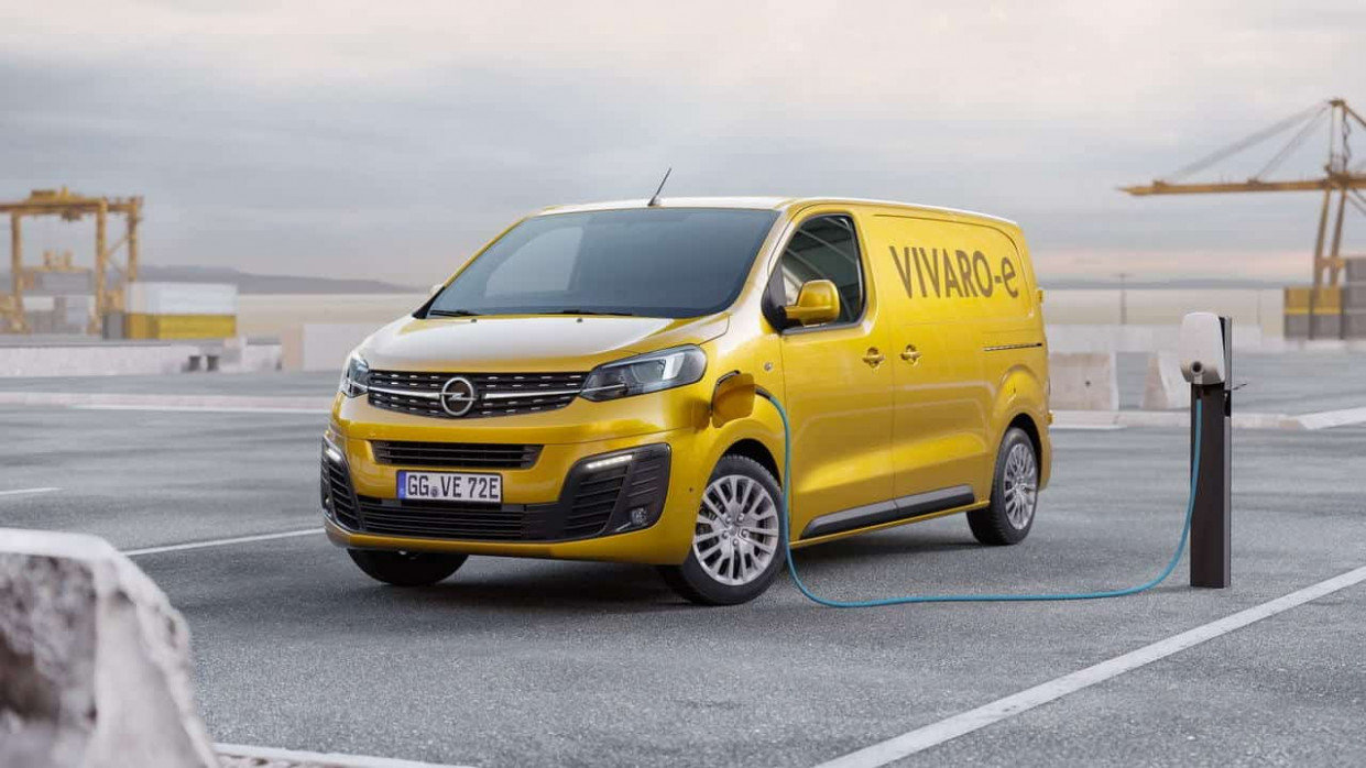 Rumors 2022 Opel Vivaro