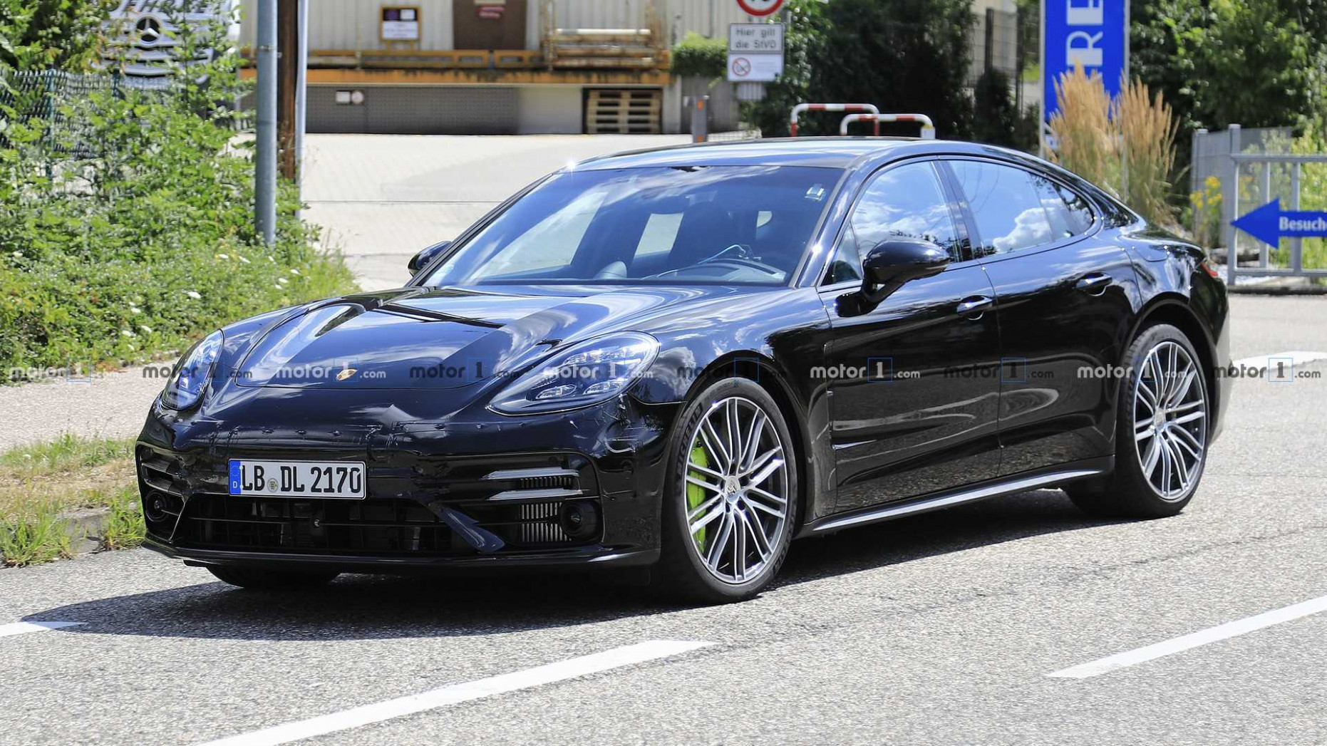 Research New 2022 The Porsche Panamera