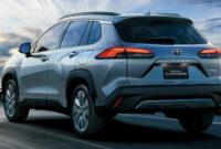 Configurations 2022 Toyota Corolla