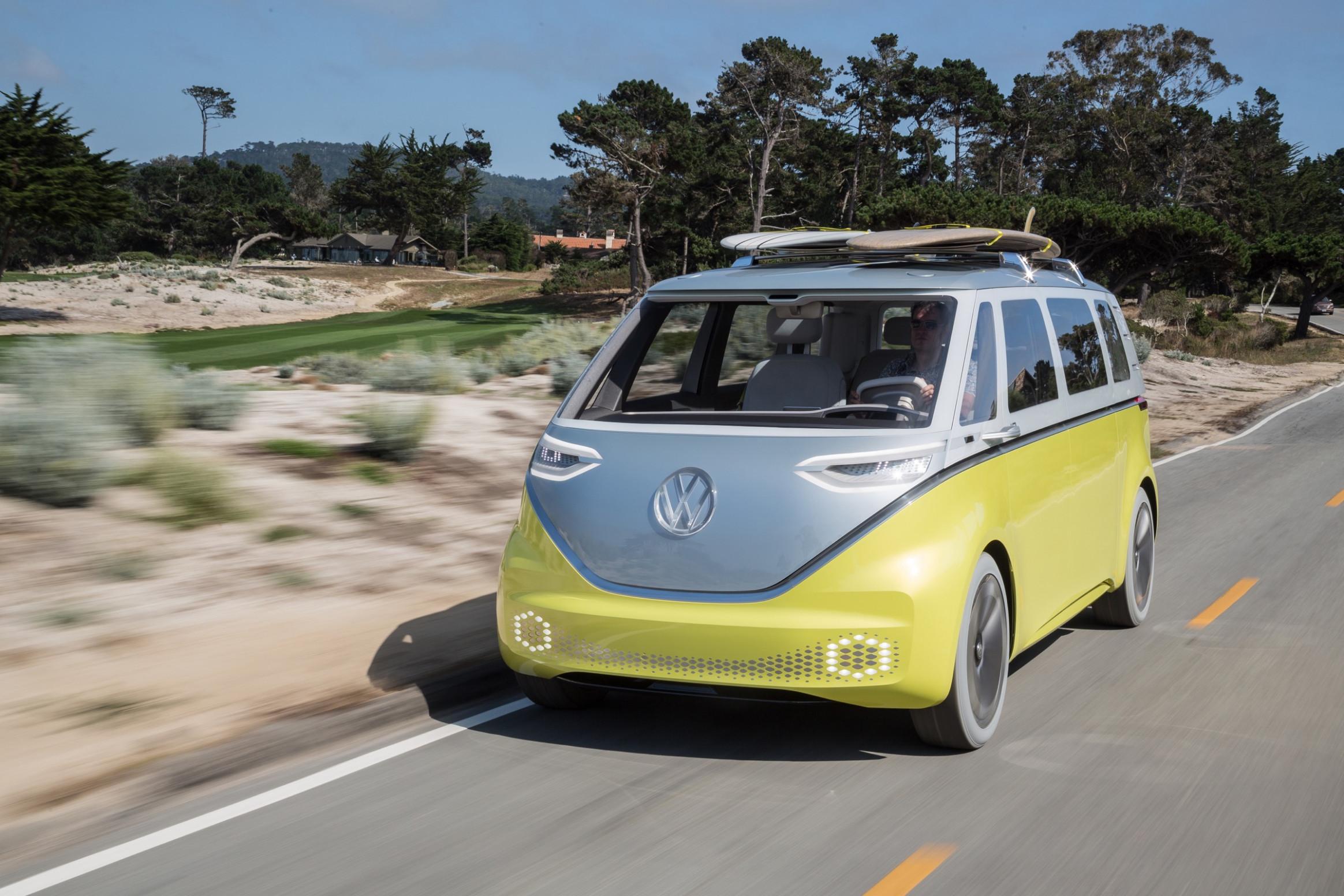 Exterior 2022 Volkswagen Transporter