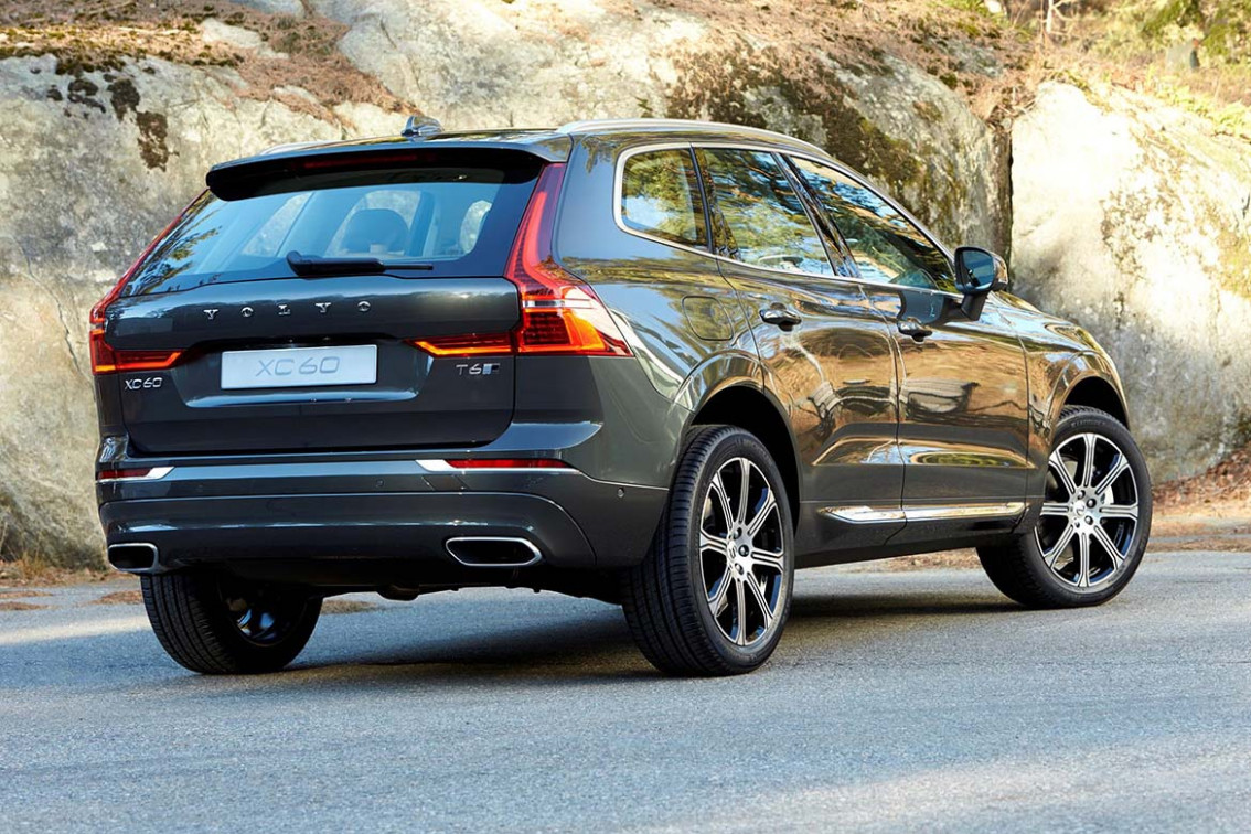 History 2022 Volvo XC60