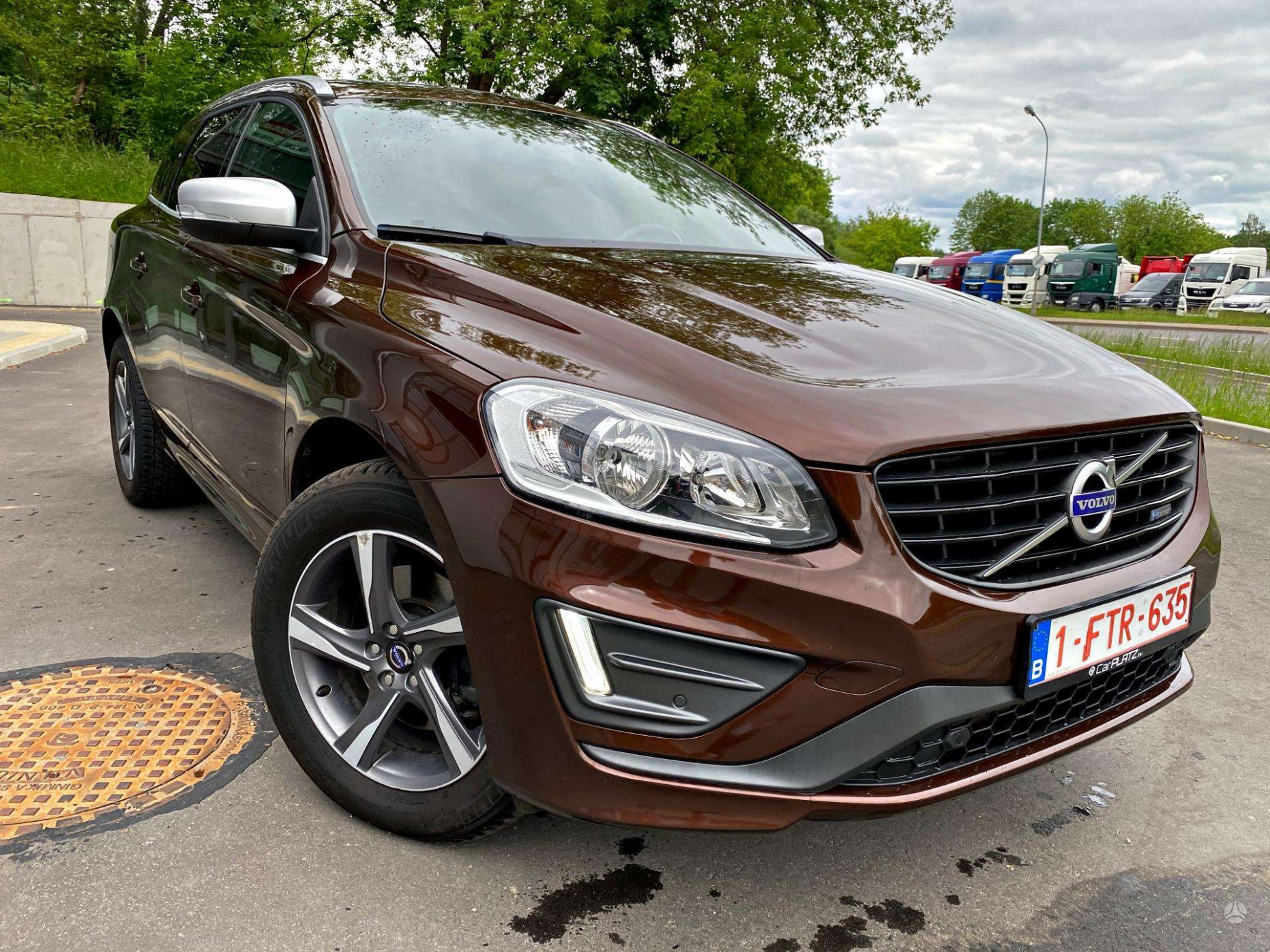 Redesign and Review 2022 Volvo XC60
