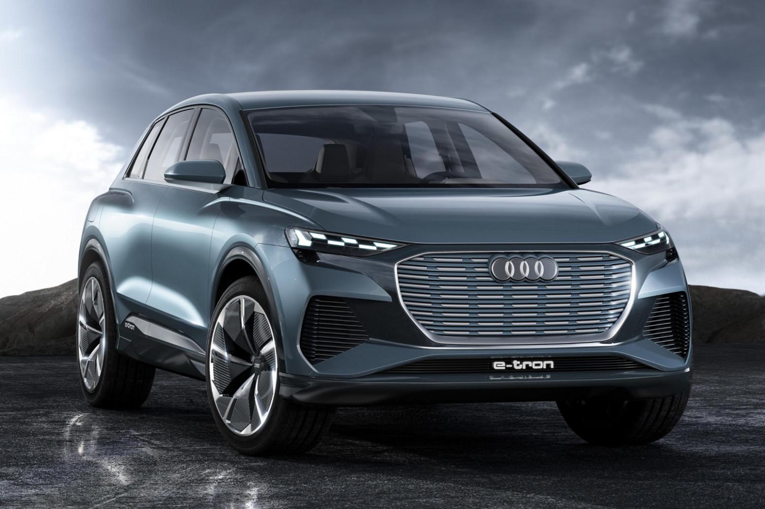 Concept Audi Q5 2022