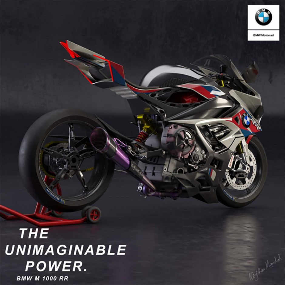 New Concept BMW S1000Rr 2022 Price