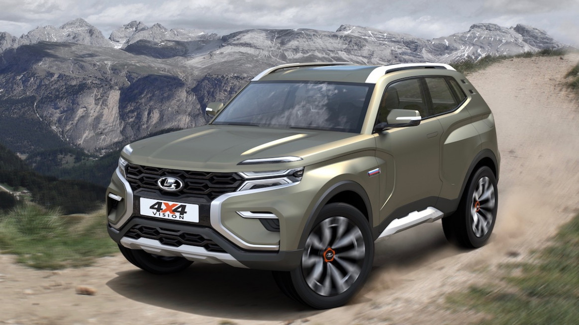 Release Date and Concept Chevrolet Niva 2022