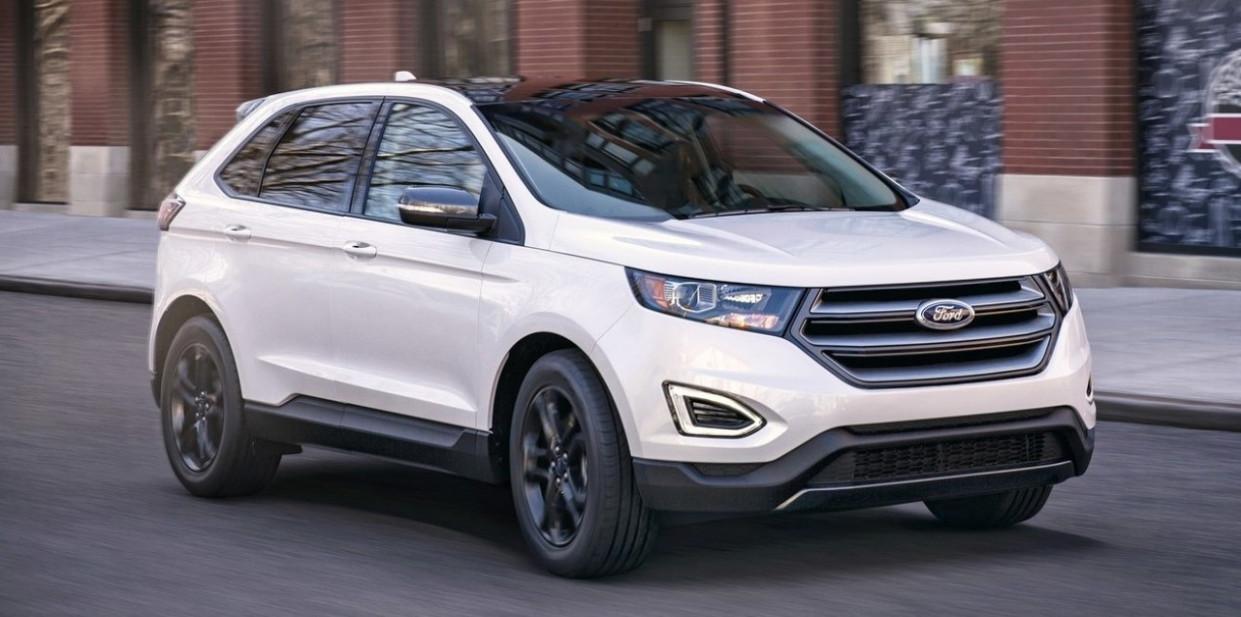 Photos Ford Edge 2022