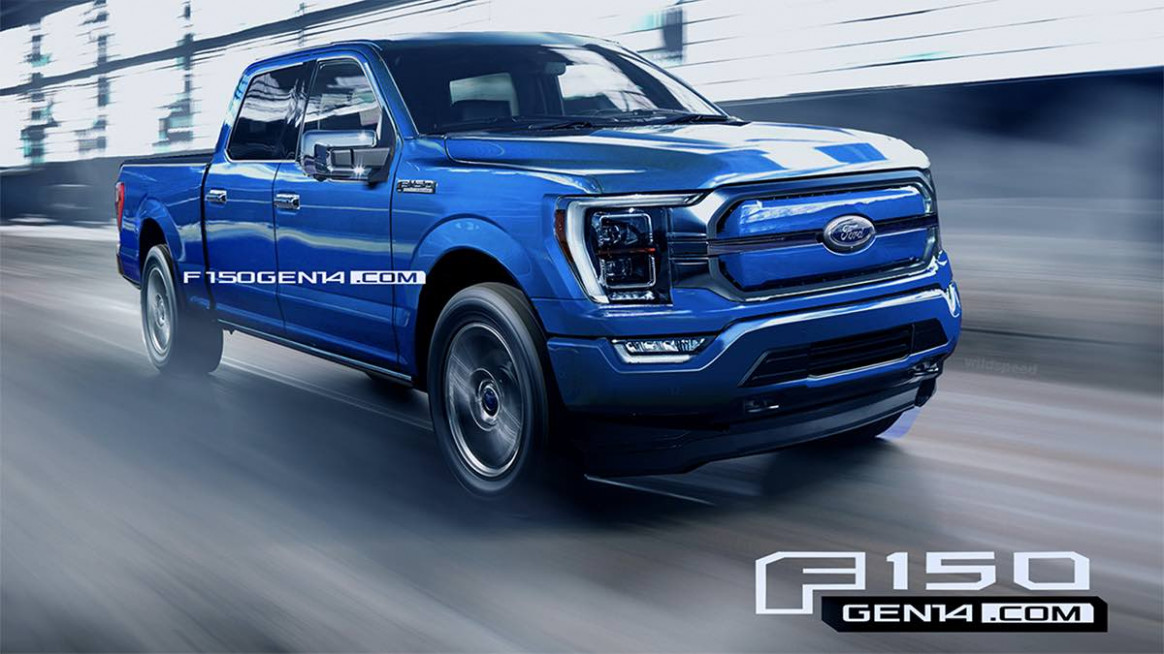 First Drive Ford Production 2022