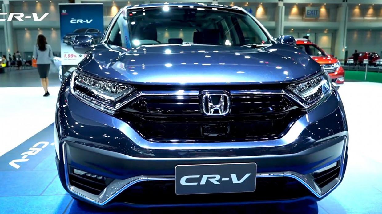 Speed Test Honda Crv 2022