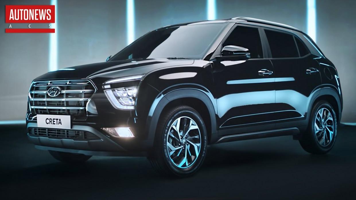 Spy Shoot Hyundai Creta New Model 2022