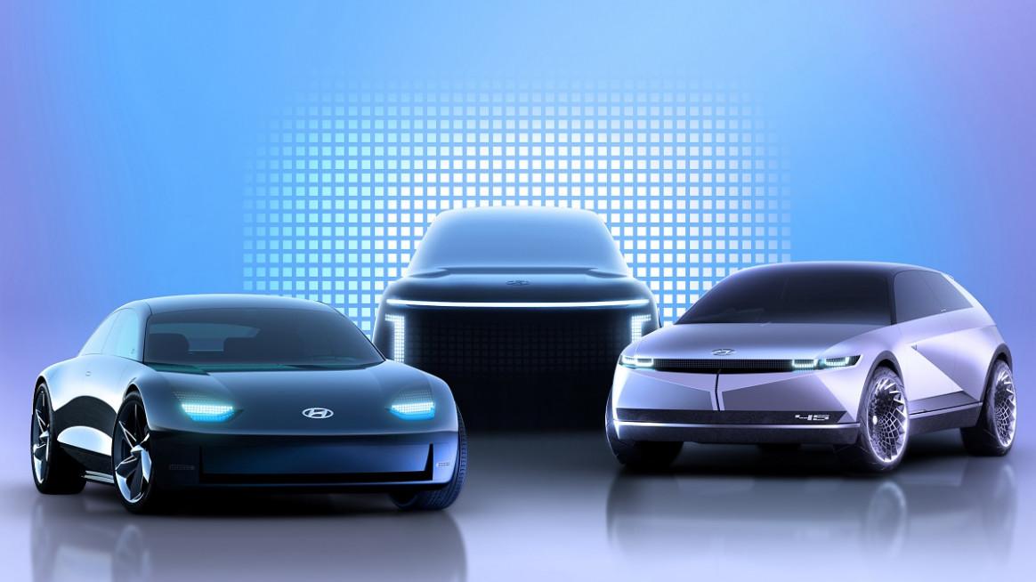 Prices Hyundai Ioniq Electric 2022 Range