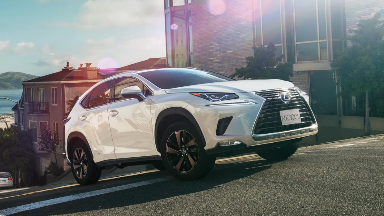 Performance Lexus Nx Hybrid 2022