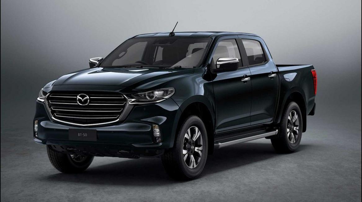Rumors Mazda Bt 50 2022 Interior