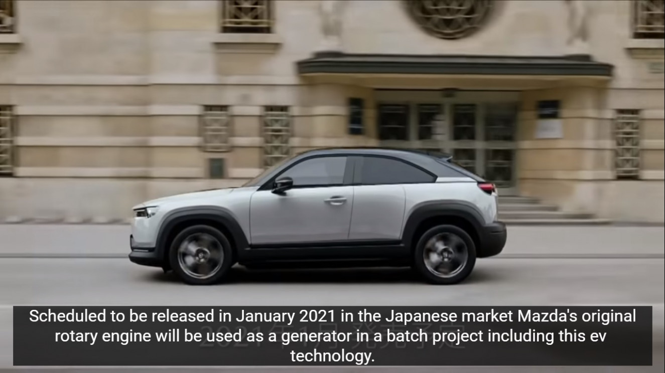 Speed Test Mazda Electric Car 2022