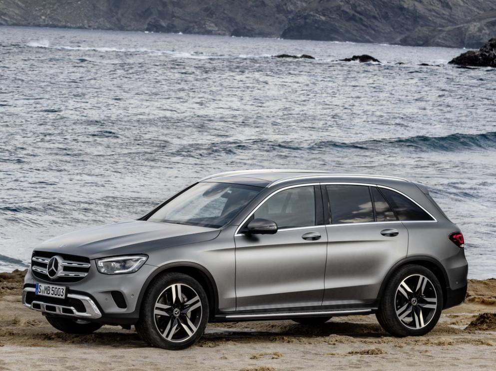 New Model and Performance Mercedes Glc