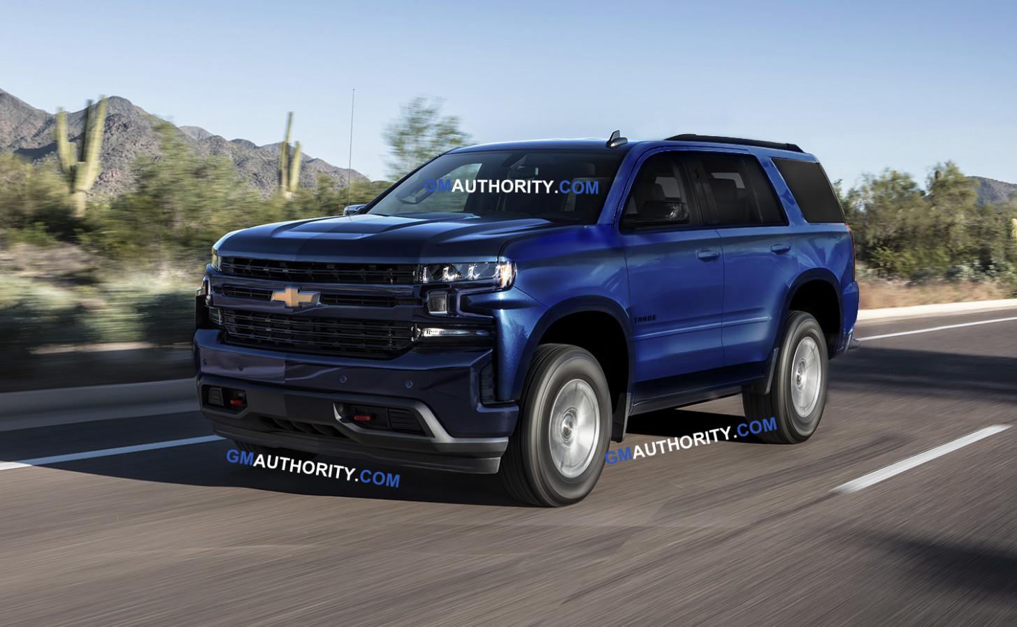 Specs New Chevrolet Tahoe 2022
