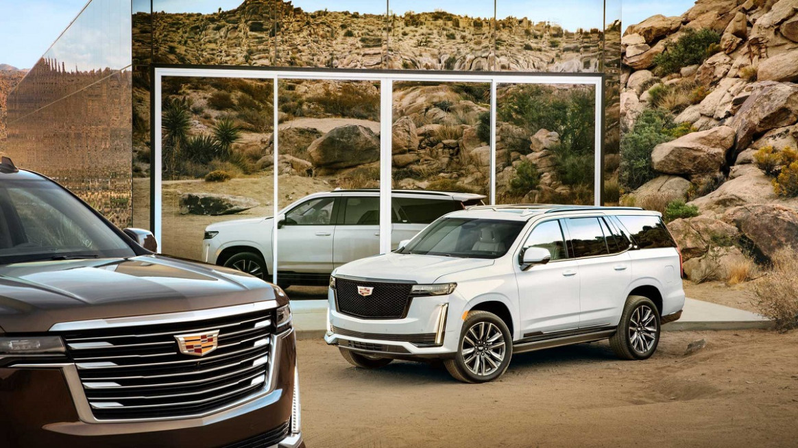 New Model and Performance Next Generation 2022 Cadillac Escalade