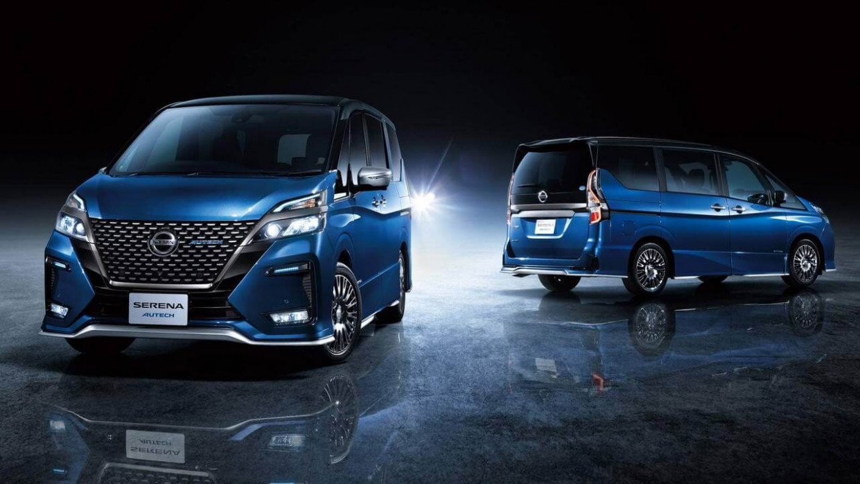 Price, Design and Review Nissan Serena 2022