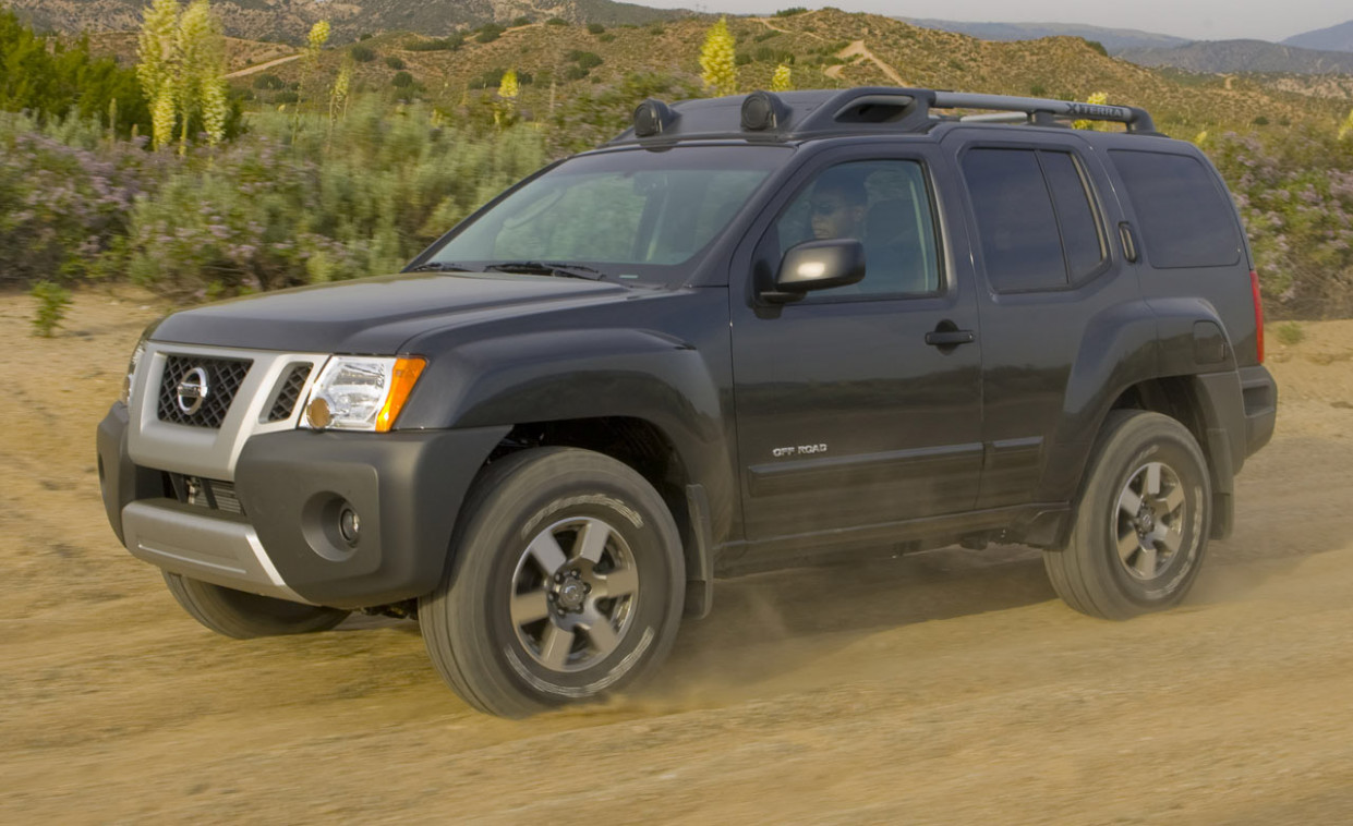 Price and Release date Nissan Xterra 2022