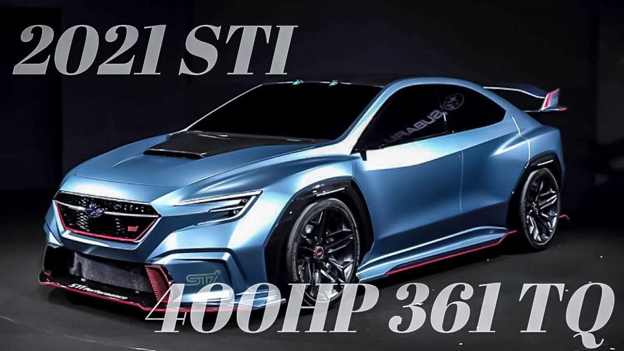 Picture Subaru Wrx Sti 2022