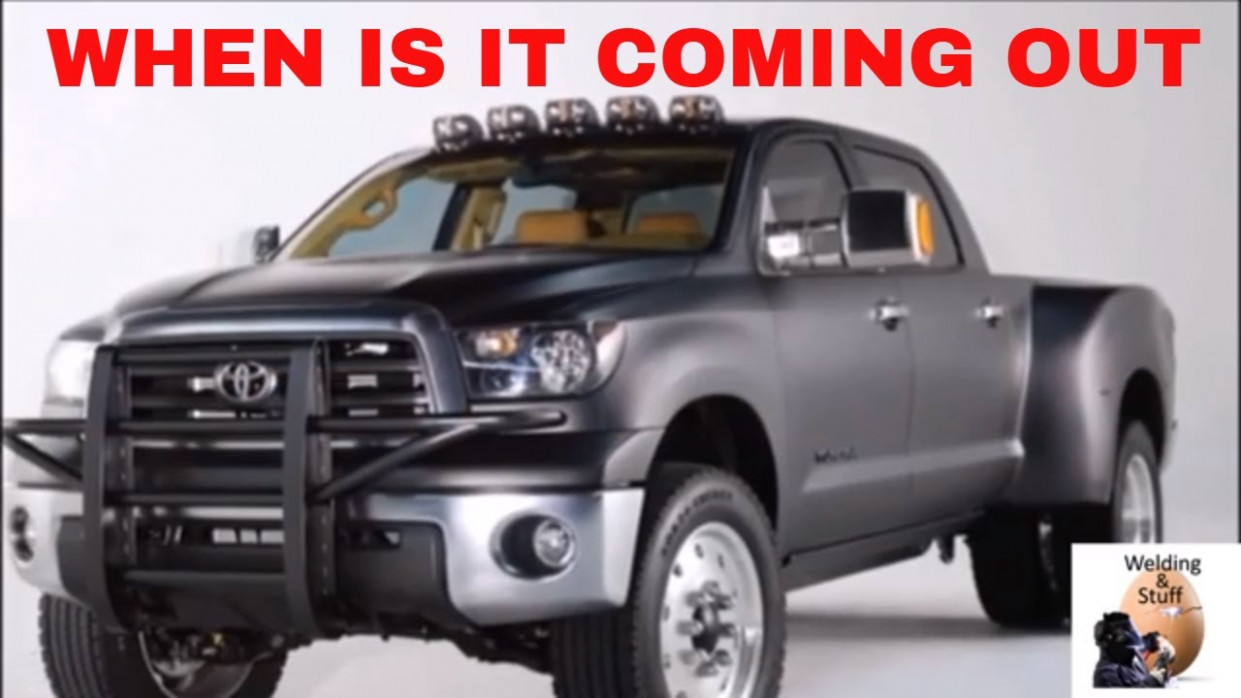 New Model and Performance Toyota Dually 2022