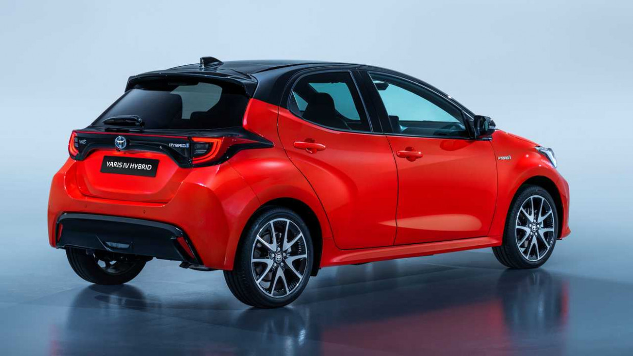 Ratings Toyota Yaris Hatch 2022