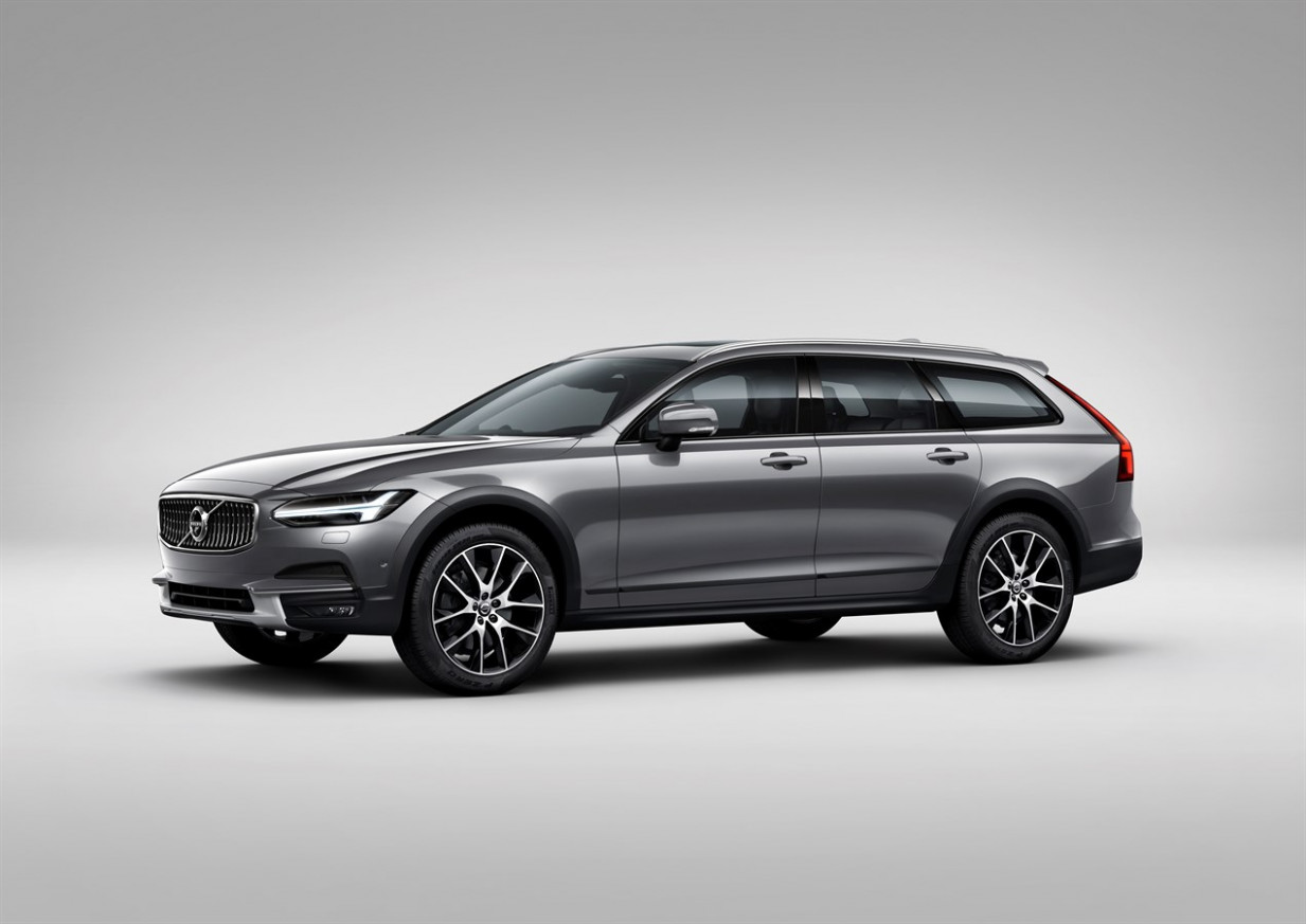Review and Release date Volvo V90