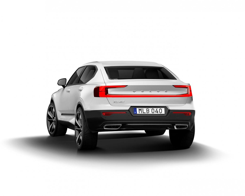 Redesign Volvo Xc40 2022